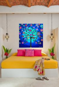 Make 100 Tree of Life Paintings
